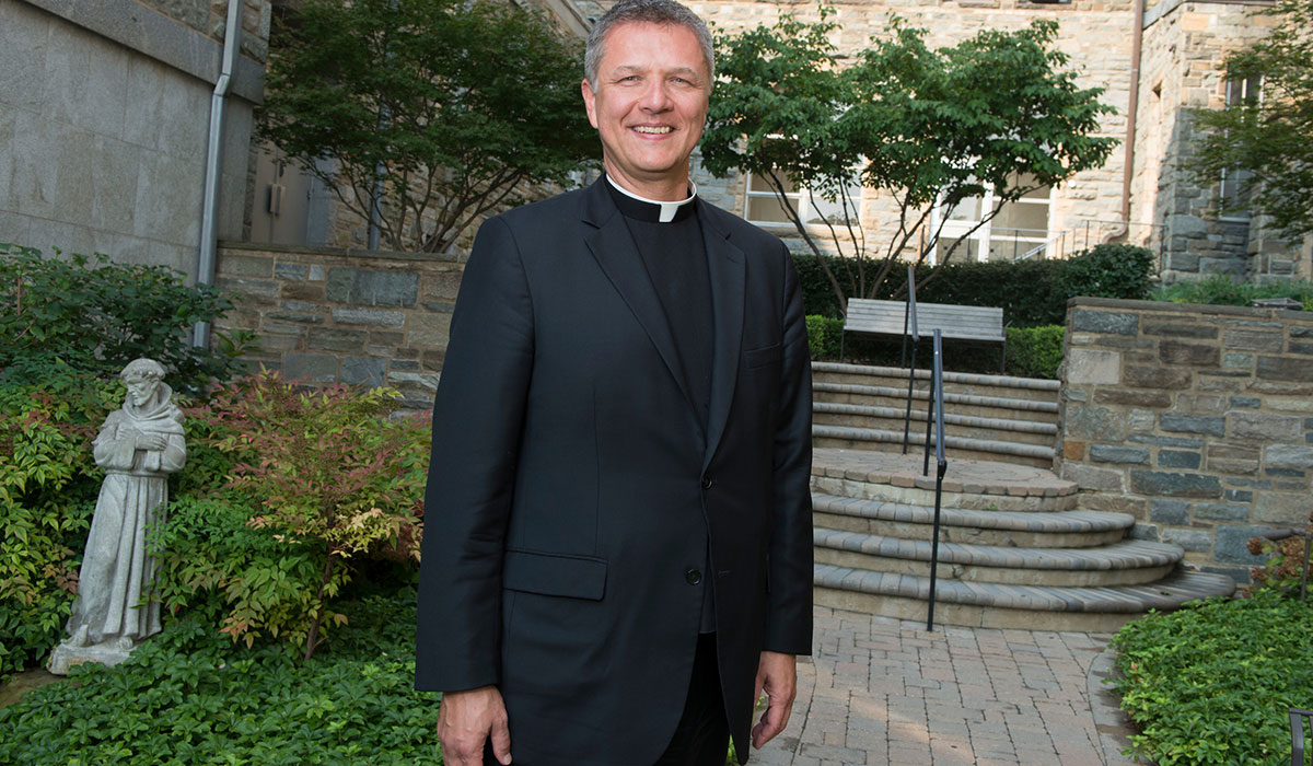 Very Rev. Mark Morozowich