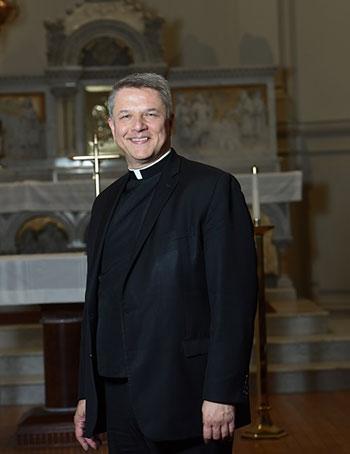 Very Rev. Mark Morozowic
