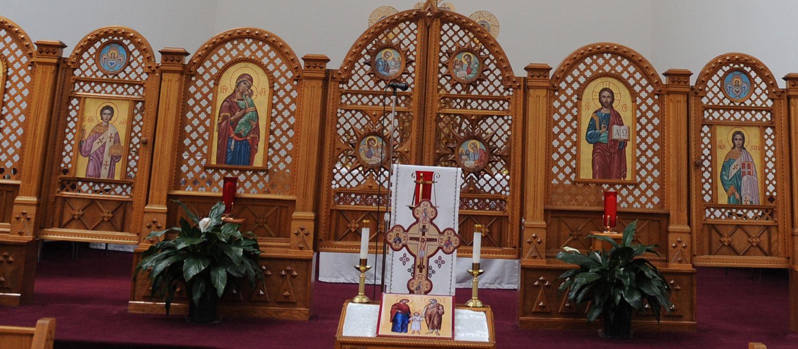 Church imagery