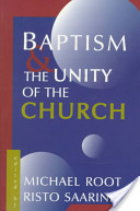 Baptism and the Unity of the Church